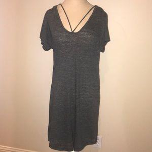 LNA cotton slip dress!